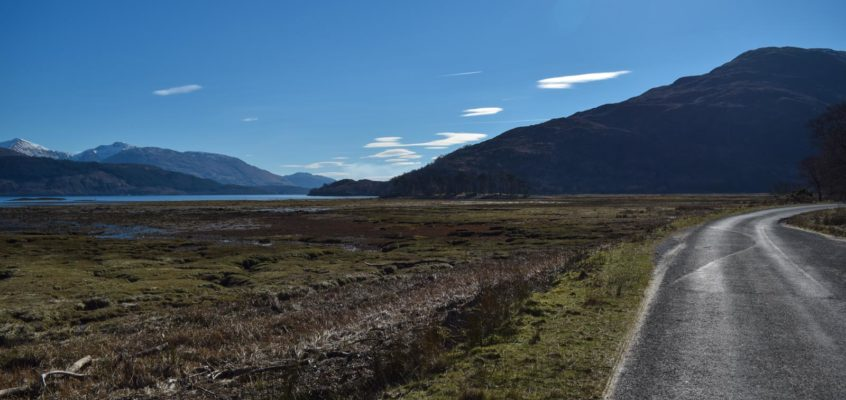 Cape Wrath Trail (Tag 1)